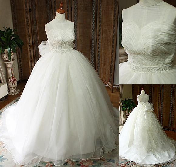 ウェディングドレス オーダーメイド 北海道函館市の花嫁ドレス