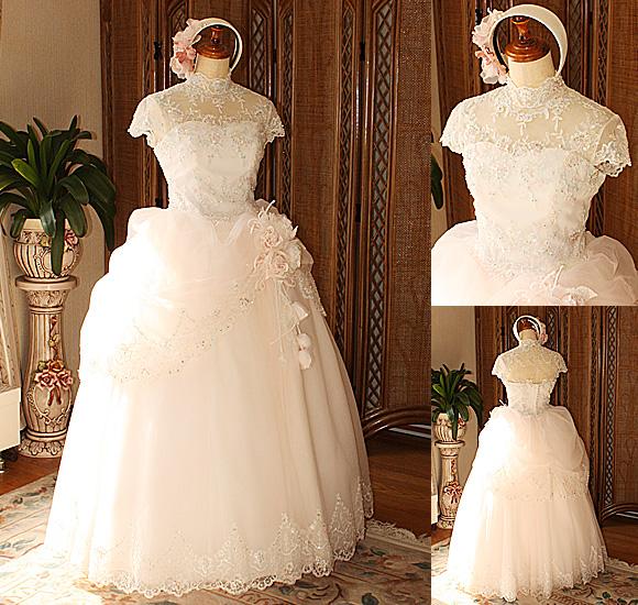 فساتين زفاف 2021  رائعه ..